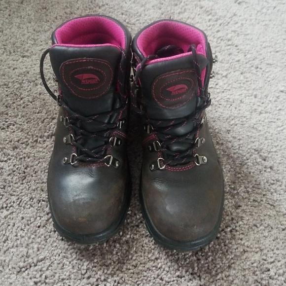 Avenger Shoes   Avenger Steeltoe Boots